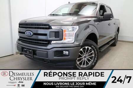 2019 Ford F-150 4WD SuperCrew * AIR CLIMATISE * CAMERA DE RECUL * for Sale  - DC-E2747  - Blainville Chrysler