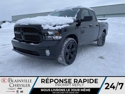 2021 Ram 1500 Quad Cab * APPLE CARPLAY * CAM RECUL * GPS *  - BC-21283  - Desmeules Chrysler