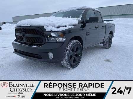 2021 Ram 1500 Quad Cab * APPLE CARPLAY * CAM RECUL * GPS * for Sale  - BC-21283  - Blainville Chrysler