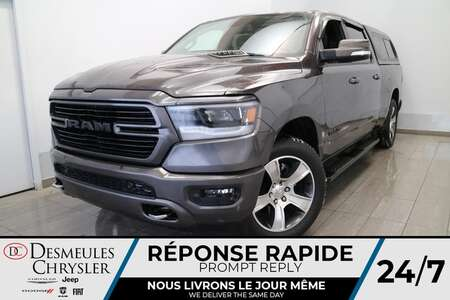 2020 Ram 1500 Sport Crew Cab 5.7 HEMI * UCONNECT 8.4 PO * CAMERA for Sale  - DC-U2486  - Blainville Chrysler