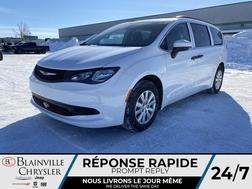 2021 Chrysler GRAND CARAVAN SE 2WD * CAM RECUL * APPLE CARPLAY * CLIM TRI-ZONE  - BC-21287  - Blainville Chrysler
