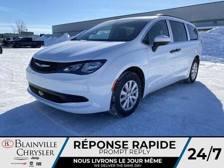 2021 Chrysler GRAND CARAVAN SE 2WD * CAM RECUL * APPLE CARPLAY * CLIM TRI-ZONE for Sale  - BC-21287  - Blainville Chrysler