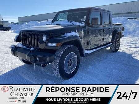 2021 Jeep Gladiator 80 ANNIVERSAIRE * APPLE CARPLAY * CAM RECUL * GPS for Sale  - BC-21264  - Blainville Chrysler