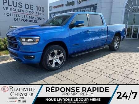 2020 Ram 1500 Sport * TOIT PANORAMIQUE * APPLE CARPLAY * for Sale  - BC-20515  - Blainville Chrysler