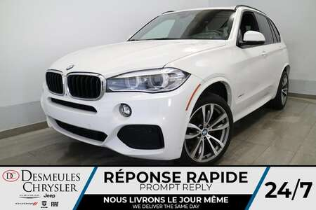 2016 BMW X5 xDrive35i AWD * NAVIGATION * TOIT PANO * CUIR* CAM for Sale  - DC-E2529  - Blainville Chrysler