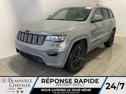 2021 Jeep Grand Cherokee ALTITUDE * Int. CUIR & SUEDE * SIEGES & VOLANT  - BC-21286  - Blainville Chrysler