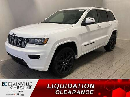 2021 Jeep Grand Cherokee Altitude DÉMO * Int. CUIR & SUEDE for Sale  - BC-21038  - Blainville Chrysler