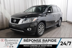 2015 Nissan Pathfinder S * CRUISE * 7 PASSAGERS * A/C * WOW  - BC-S1775A  - Desmeules Chrysler