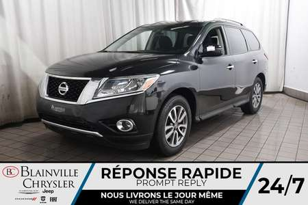 2015 Nissan Pathfinder S * CRUISE * 7 PASSAGERS * A/C * WOW for Sale  - BC-S1775A  - Blainville Chrysler