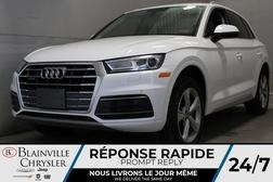 2018 Audi Q5 TECH PLUS * GPS * QUATTRO * SIEGE + VOLANT CHAUFF.  - D2368  - Blainville Chrysler