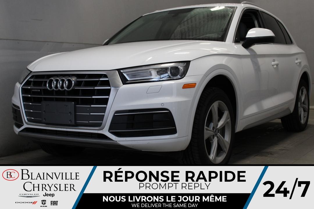 2018 Audi Q5  - Blainville Chrysler