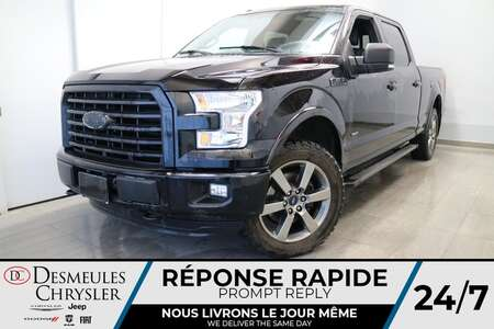 2016 Ford F-150 4WD SuperCrew * NAVIGATION * TOIT OUVRANT * CUIR * for Sale  - DC-U2599  - Blainville Chrysler