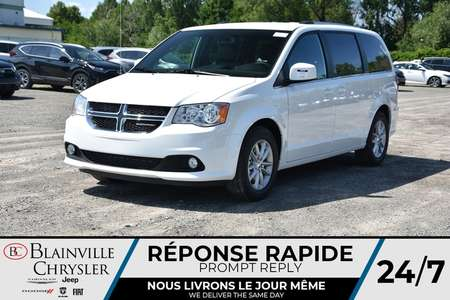 2020 Dodge Grand Caravan Premium Plus for Sale  - BC-20335  - Blainville Chrysler