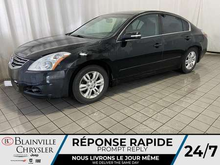 2012 Nissan Altima 2.5 S * TOIT OUVRANT * CUIR * BLUETOOTH * CRUISE * for Sale  - BC-S1776A  - Blainville Chrysler
