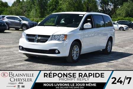 2020 Dodge Grand Caravan Premium Plus for Sale  - BC-20403  - Desmeules Chrysler