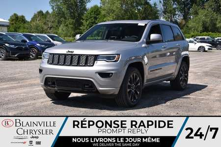 2020 Jeep Grand Cherokee Altitude for Sale  - BC-20411  - Blainville Chrysler