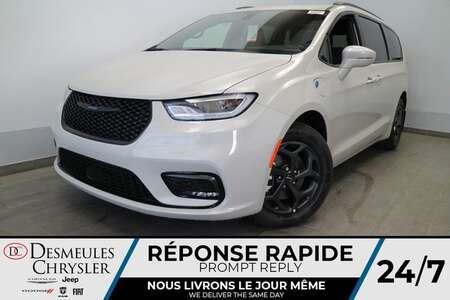 2021 Chrysler Pacifica Hybrid Touring S * UCONNECT 7 POUCES * CAM RECUL * for Sale  - DC-21950  - Desmeules Chrysler