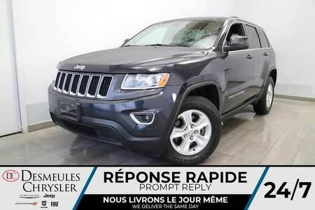 2014 Jeep Grand Cherokee 4WD LAREDO * AUTOMATIQUE * A/C * UCONNECT * for Sale  - DC-E2468  - Desmeules Chrysler