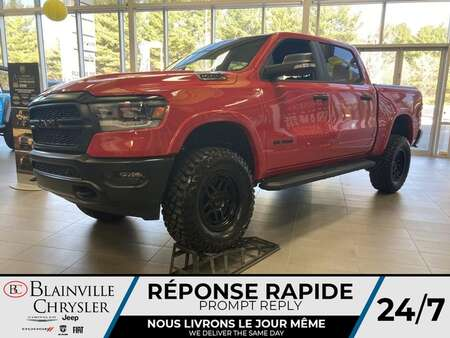 2021 Ram 1500 BUILT TO SERVE BLACK OPS II *  Int. CUIR & TISSU for Sale  - BC-21432  - Desmeules Chrysler