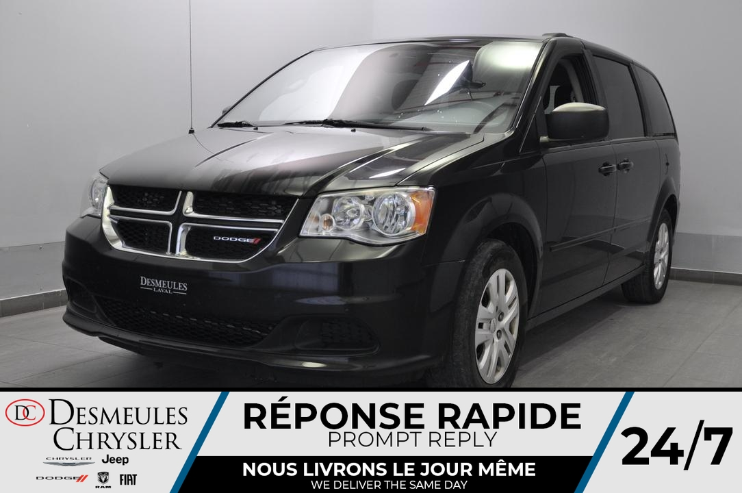 2016 Dodge Grand Caravan  - Blainville Chrysler
