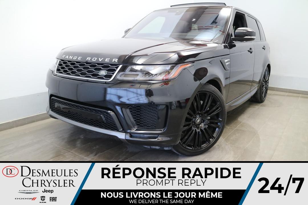 2018 Land Rover Range Rover  - Desmeules Chrysler