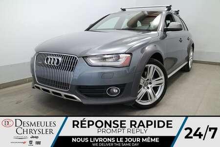 2014 Audi Allroad Progressiv AWD * NAVIGATION * TOIT OUVRANT *CRUISE for Sale  - DC-U3021  - Blainville Chrysler