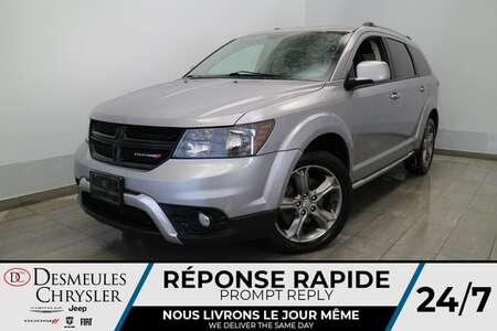 2016 Dodge Journey Crossroad AWD * NAVIGATION * TOIT OUVRANT * CUIR * for Sale  - DC-E2453  - Blainville Chrysler