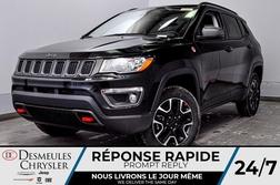 2020 Jeep Compass Trailhawk + BANCS CHAUFF + TOIT OUV *100$/SEM  - DC-20074  - Desmeules Chrysler