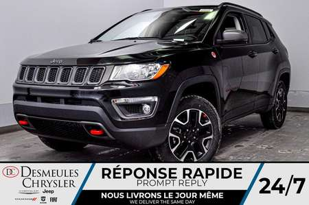 2020 Jeep Compass Trailhawk + BANCS CHAUFF + TOIT OUV *100$/SEM for Sale  - DC-20074  - Desmeules Chrysler