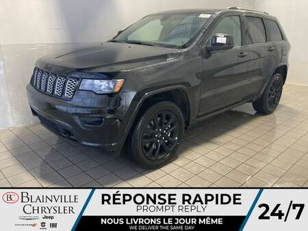 2021 Jeep Grand Cherokee Altitude * Int. CUIR & SUEDE * TOIT OUVRANT * for Sale  - BC-21456  - Desmeules Chrysler