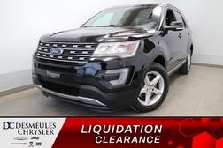 2017 Ford Explorer XLT 4WD * NAVIGATION * CAMERA DE RECUL * CRUISE *  - DC-21101A  - Desmeules Chrysler