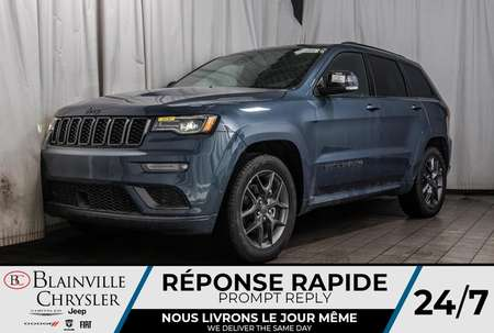 2020 Jeep Grand Cherokee Limited X for Sale  - BC-20192  - Desmeules Chrysler