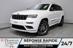2020 Jeep Grand Cherokee Limited X + BANCS CHAUFF + UCONNECT *151$/SEM  - DC-20183  - Desmeules Chrysler
