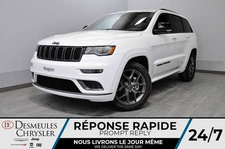 2020 Jeep Grand Cherokee Limited X + BANCS CHAUFF + UCONNECT *151$/SEM for Sale  - DC-20183  - Desmeules Chrysler