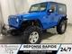 Thumbnail 2016 Jeep Wrangler - Blainville Chrysler