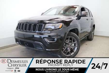 2021 Jeep Grand Cherokee 4X4 80E ANNIV * UCONNECT * NAVIGATION * TOIT OUV * for Sale  - DC-J21042  - Blainville Chrysler