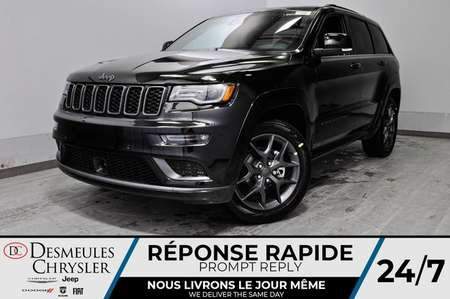 2020 Jeep Grand Cherokee Limited X + BANCS CHAUFF + UCONNECT *153$/SEM for Sale  - DC-20462  - Desmeules Chrysler