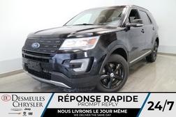 2017 Ford Explorer XLT 4WD CUIR* SIEGES CHAUFFANTS * TOIT OUVRANT *  - DC-20040B  - Blainville Chrysler