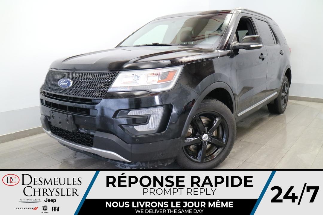 2017 Ford Explorer  - Blainville Chrysler