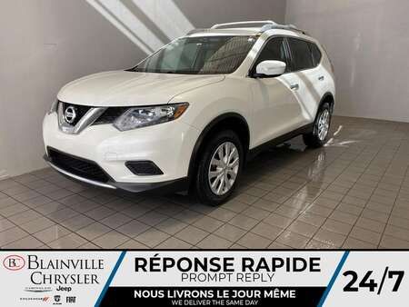 2015 Nissan Rogue AWD * CAM RECUL * BLUETOOTH * CRUISE * A/C for Sale  - BC-20371B  - Blainville Chrysler