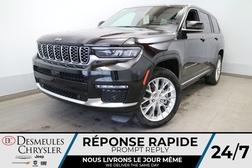 2021 Jeep Grand Cherokee L Summit 4X4 * NAVIGATION * TOIT OUVRANT * UCONNECT  - DC-J21057  - Blainville Chrysler