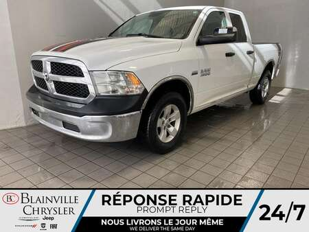 2015 Ram 1500 4WD Quad Cab * 6 PASSAGER * CRUISE * for Sale  - BC-21360B  - Blainville Chrysler