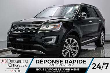2017 Ford Explorer Limi