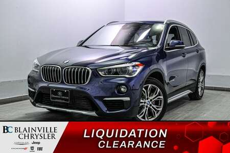 2016 BMW X1 xDrive28i * TOIT PANO * SIÈGES CHAUFFANTS * for Sale  - BC-D1922  - Blainville Chrysler