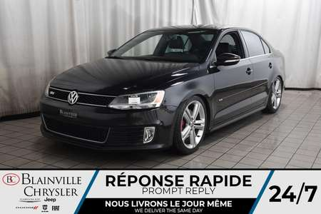 2013 Volkswagen GLI * BLUETOOTH * CUIR * SIEGES CHAUFFANTS * A/C * for Sale  - BC-P1411B  - Blainville Chrysler
