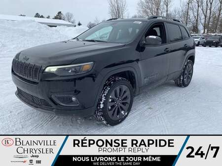 2021 Jeep Cherokee * APPLE CARPLAY * CAM RECUL * TOIT PANO * GPS for Sale  - BC-21187  - Desmeules Chrysler