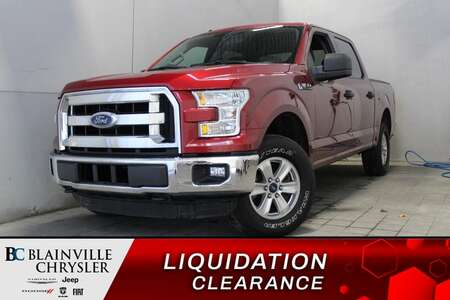 2015 Ford F-150 XLT * SUPERCREW * CAMERA DE RECUL * FORD SYNC for Sale  - BC-A2403  - Desmeules Chrysler