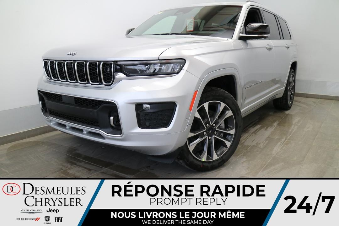 2021 Jeep Grand Cherokee L  - Blainville Chrysler