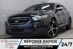 2017 Ford Taurus LIMITED AWD * ECOBOOST * CUIR CHAUFF. VENT. * SYNC  - BC-P2348A  - Desmeules Chrysler