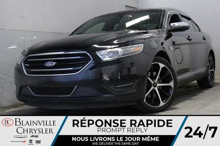 2017 Ford Taurus LIMITED AWD * ECOBOOST * CUIR CHAUFF. VENT. * SYNC for Sale  - BC-P2348A  - Blainville Chrysler